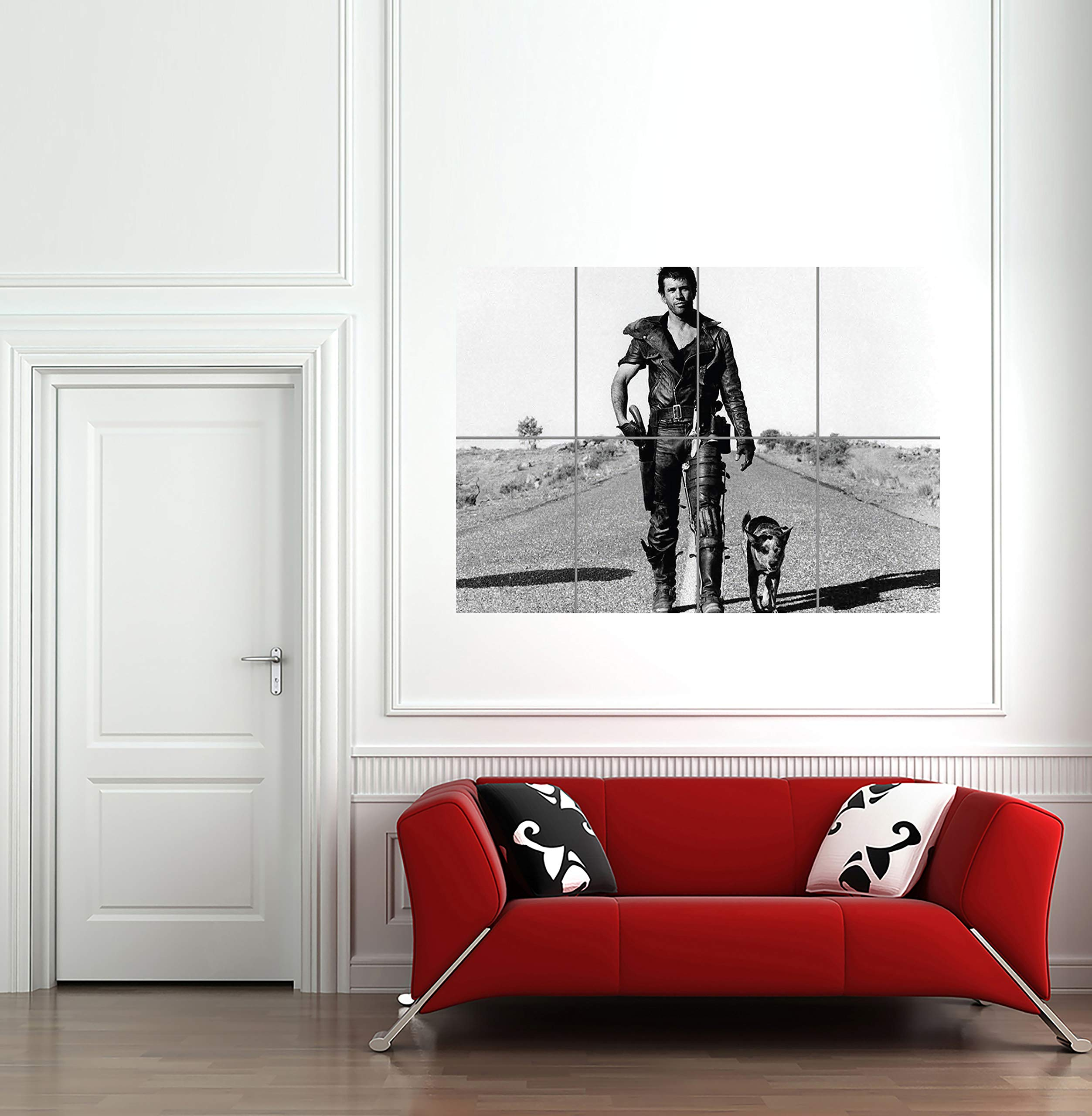 MAD MAX GIANT WALL ART POSTER B584