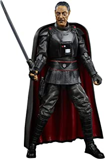 STAR WARS The Black Series Moff Gideon Toy Scale The Mandalorian Collectible Action Figure, Toys For Kids Ages 4 and Up, ...