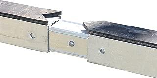Qualcraft 3012 All Pro Aluminum/Rubber Pole, 12-Foot