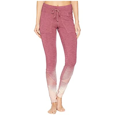 Free People Movement Ombre Kyoto Leggings (Mulberry) Women