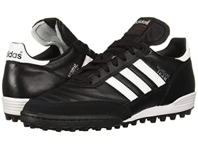 adidas Mundial Team (Black/White) Soccer Shoes
