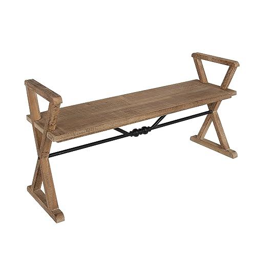 Indoor Wooden Benches Amazon Com
