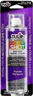 Tulip ColorShot Instant Fabric Color 3oz. Purple