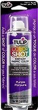 purple fabric spray