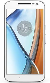 Motorola Moto G4 16GB Dual Factory Unlocked Smartphone - White