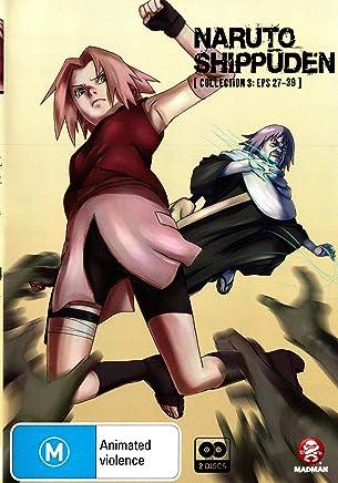 Naruto Shippuden Collection 03 (Eps 27-39) (DVD)