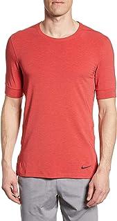 [ナイキ] メンズ Tシャツ Nike Dri-FIT Transcend Yoga T-Shirt [並行輸入品]