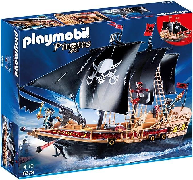 Playmobil 6678 - Buque corsario : Amazon.es: Juguetes y juegos