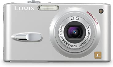 panasonic lumix dmc fx3 digital camera