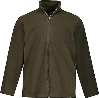 JP 1880 Homme Grandes Tailles Polaire Douce et Chaude avec Fermeture zippée 705552