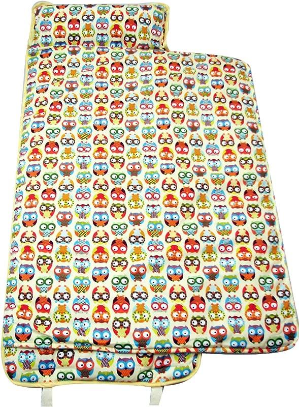 SoHo Nap Mat Cutie Owls