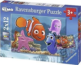Ravensburger Finding Nemo Jigsaw Puzzle (2 x 12 Piece)