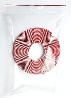TESO samoprzylepna taśma na rzep (taśma z haczykami) do siatki przeciw owadom / gazy / moskitiery