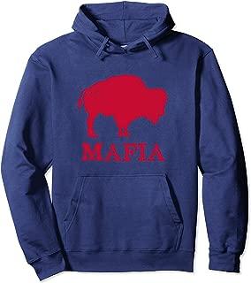 Bills Mafia 716 Buffalo New York BFLO WNY T-Shirt Pullover Hoodie