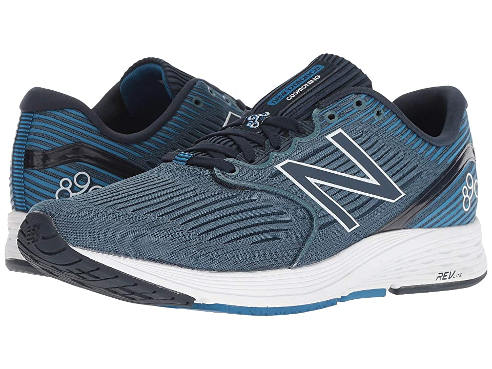 New Balance 890v6 (Light Petrol/Galaxy) Men