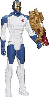 Hasbro 孩之宝 Marvel 漫威 复仇者联盟 英雄系列之发光人物公仔 钢铁侠 B1497