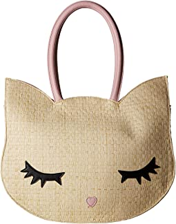 Missyy Kitch Straw Tote