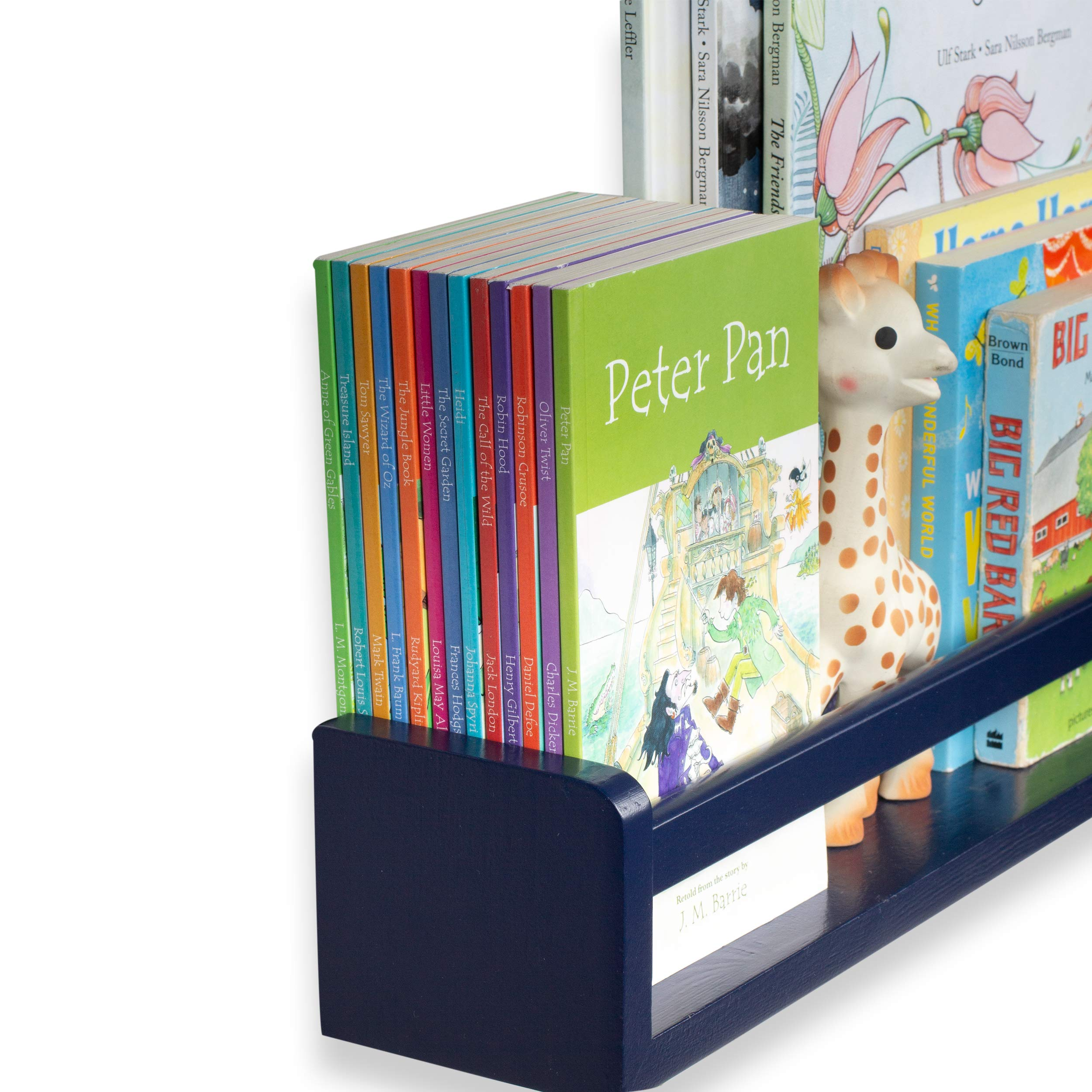 Discontinued by manufacturer Guidecraft Tabletop Book Browser Set