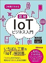 表紙: 2時間でわかる 図解「IoT」ビジネス入門 無料版 | 小泉耕二
