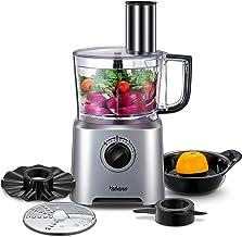 Küchenmaschine Multifunktions Yabano, 6 IN 1 Food Processor, Standmixer, Mixer,..