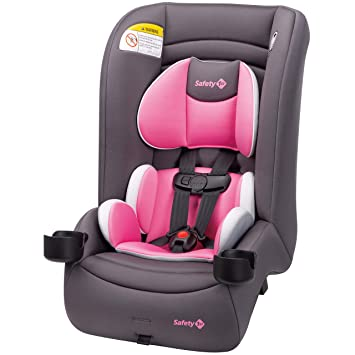 Safety 1st Jive 2-in-1 Convertible Car Seat, Carbon Rose, One Size: image
