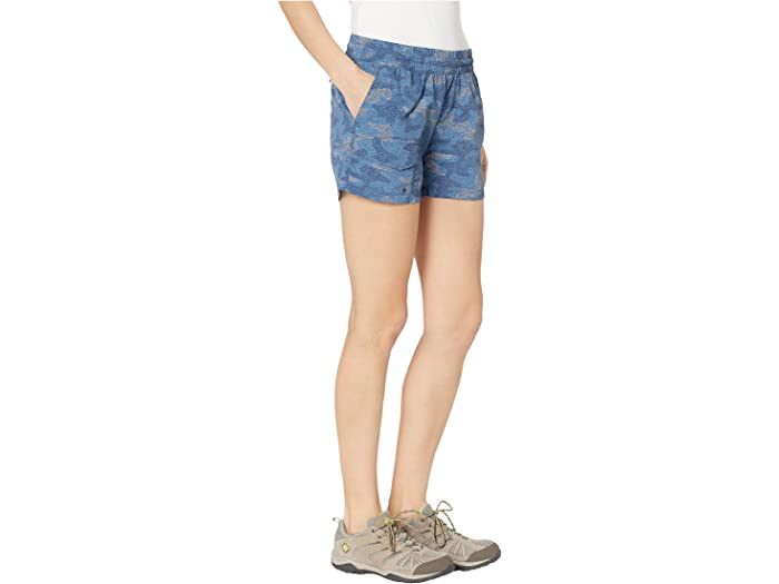 Columbia Silver Ridge Printed Pull-on Shorts
