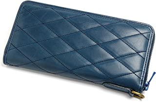 ZOO TIGER3 ROUND WALLET ラウンドファスナー長財布 ズー タイガー3 ラウンド ウォレット ZLW-026 BLUE×BLUE
