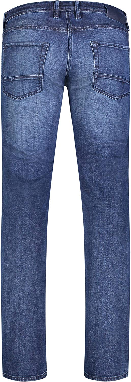 MAC Jeans Arne Jean Droit Homme Dark Indigo Authentic Was H689