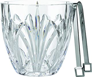 Marquis by Waterford Brookside Ice Bucket, Clear by Marquis By Waterford