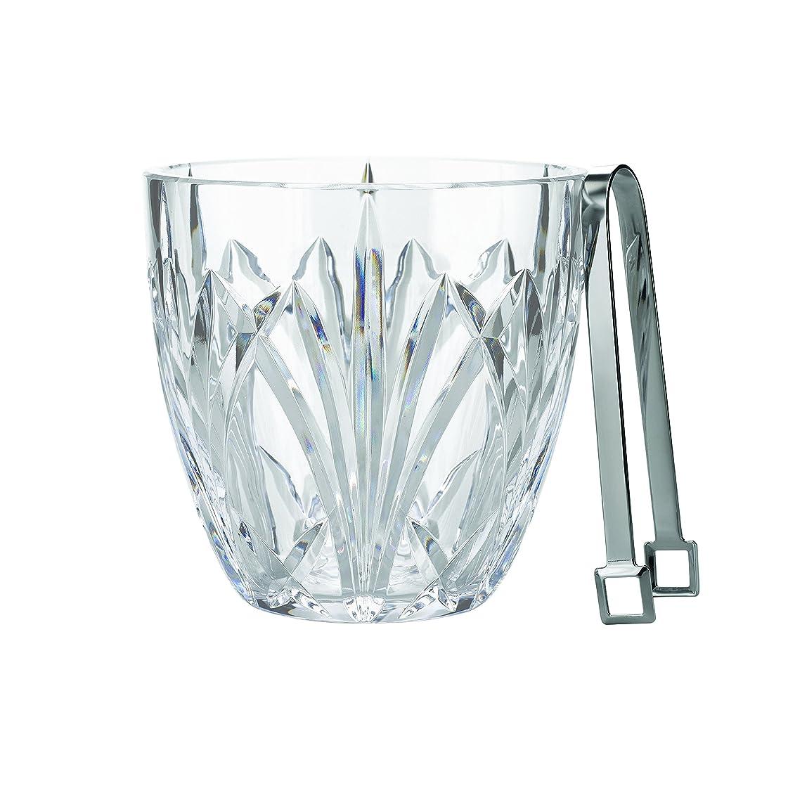 試み旧正月代数的Marquis by Waterford Brookside Ice Bucket, Clear by Marquis By Waterford
