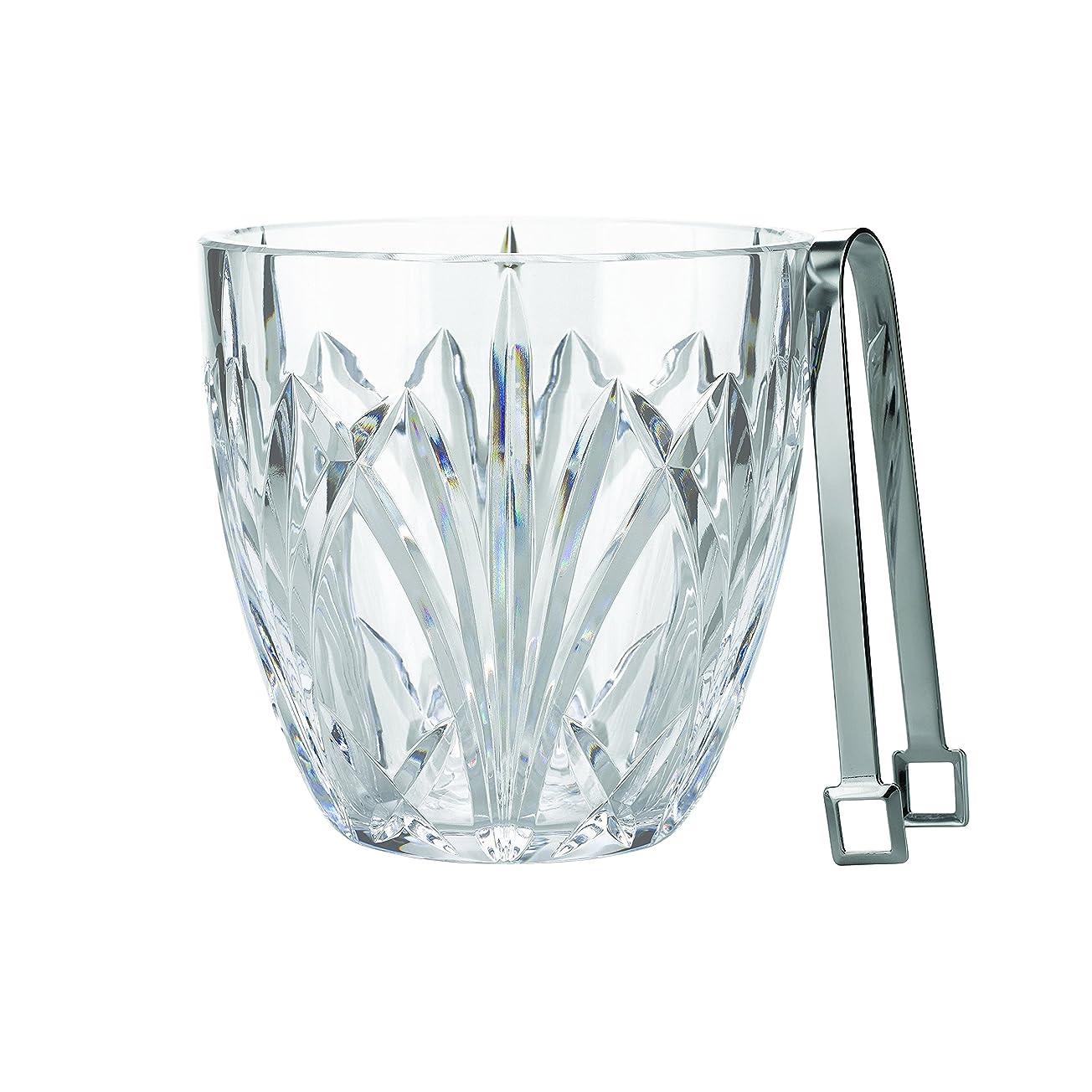 贅沢チャートキッチンMarquis by Waterford Brookside Ice Bucket, Clear by Marquis By Waterford