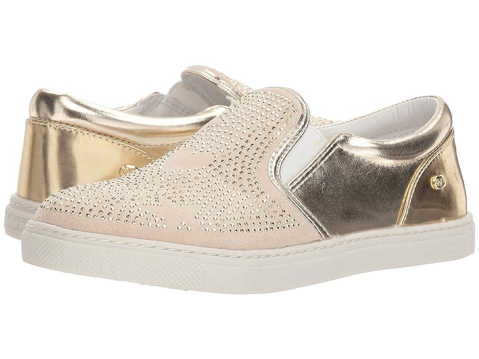 Naturino Express Ottavia (Toddler/Little Kid) (Gold) Girls Shoes