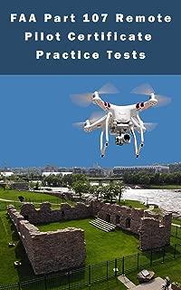 FAA Part 107 Remote Pilot Certificate Practice Tests