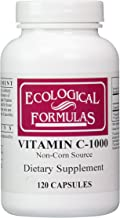 Cardiovascular Research Vitamin C-1000 capsules, 120 Count