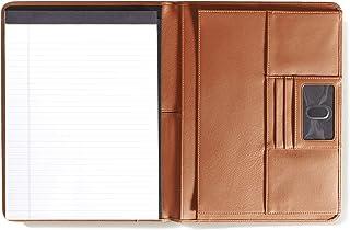 Leatherology Cognac Left Handed Deluxe Folio