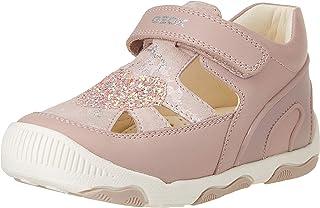 Geox Baby Girl's B New Balu First Walker Shoe
