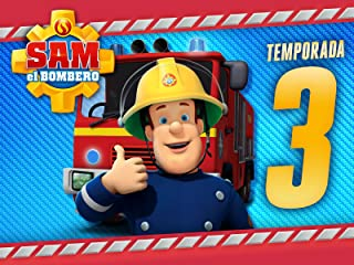 Sam el Bombero Temporada 3 (Spanish Audio Only)