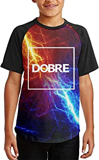 Lucas Dobre,Marcus Dobre Teenager Boys Teens Custom T-Shirt, Fashion Youth Shirt