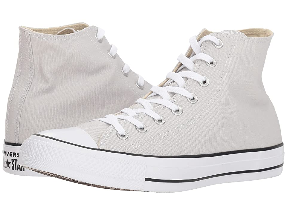 Converse Chuck Taylor(r) All Star(r) Seasonal Color Hi (Mouse Grey) Lace up casual Shoes