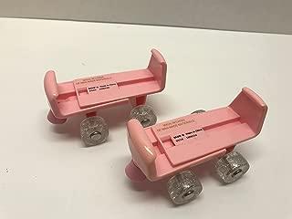 Build A Bear Pink Roller Skates