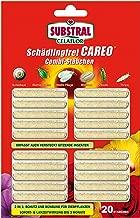 Celaflor Schädlingsfrei Careo Combi-Stäbchen, mit Pflanzenschutz und Düngerfunktion, 20 St