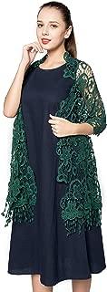 Best lace edge scarf Reviews