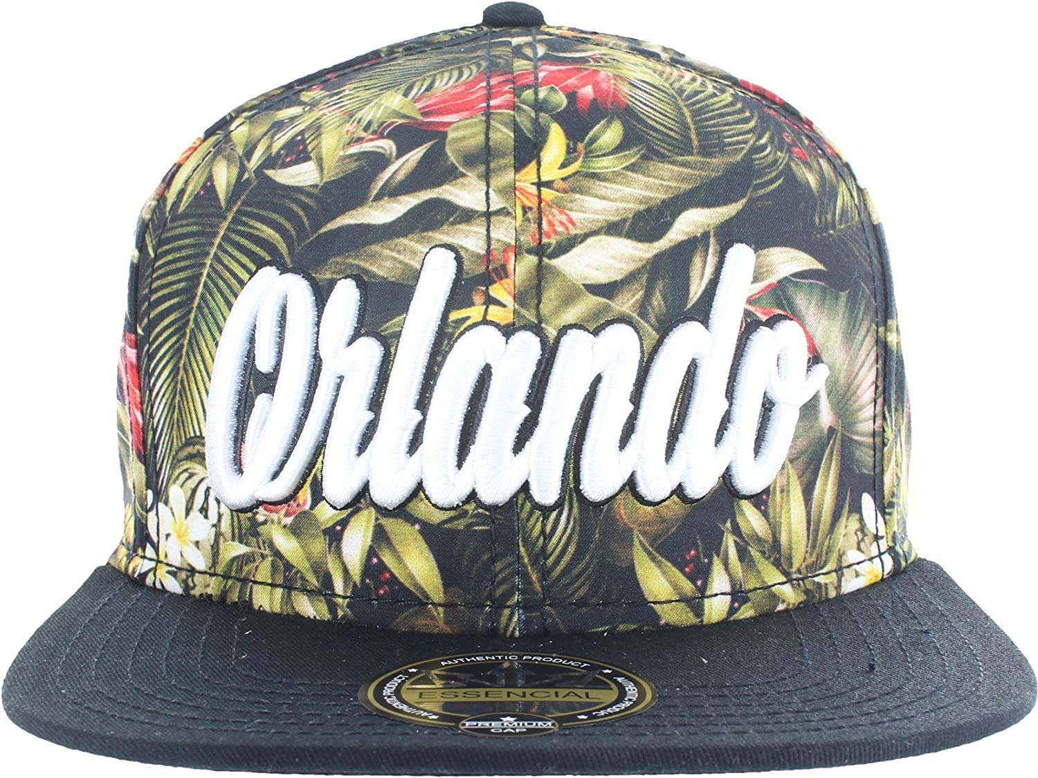 Fashion Floral Snapback Hats Ca - Collection Tulsa free shipping Mall The