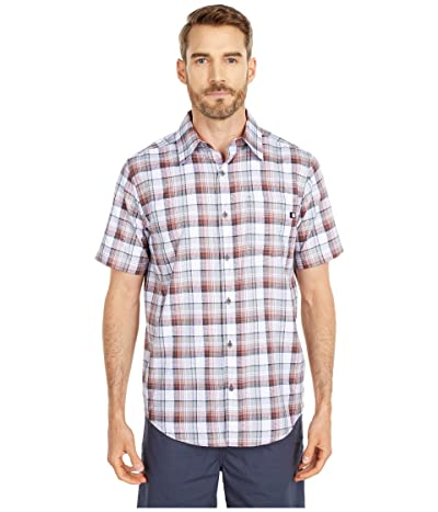 Marmot Syrocco Short Sleeve Shirt (Picante) Men