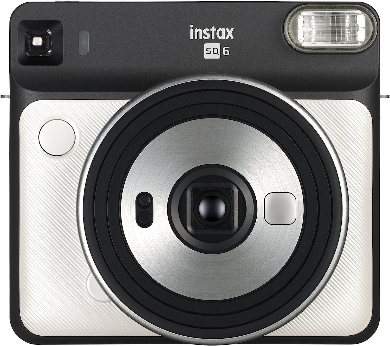 Fujifilm Instax Square SQ6 Ranking TOP12 - Film Pearl Direct stock discount Instant White Camera