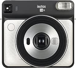 Fujifilm Instax Square SQ6 - Instant Film Camera - Pearl White