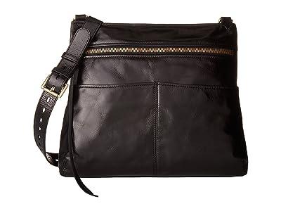 Hobo Angler (Black) Handbags