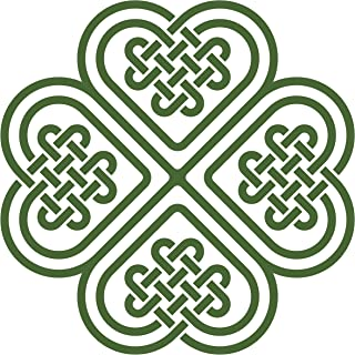 Best 4 leaf clover celtic knot Reviews