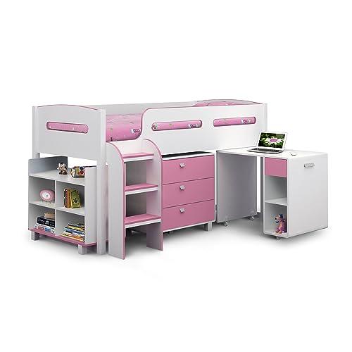 Bunk Beds With Desk Amazon Co Uk