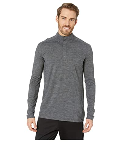 Smartwool Merino Sport 150 1/4 Zip (Medium Gray Heather) Men